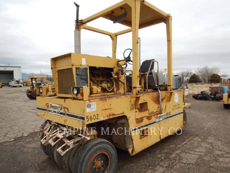FERGUSON PNEUMATIC TIRED COMPACTORS SP912 equipment  photo 1