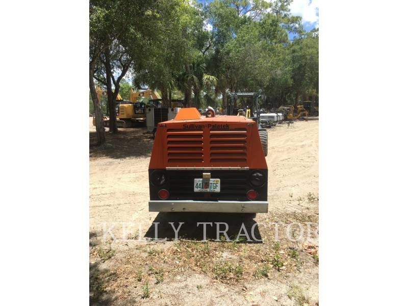 SULLIVAN AIR COMPRESSOR D185P DZ equipment  photo 6