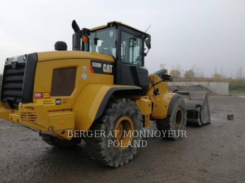 CATERPILLAR ŁADOWARKI KOŁOWE/ZINTEGROWANE NOŚNIKI NARZĘDZI 930M equipment  photo 5