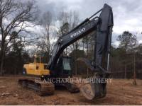 Equipment photo VOLVO EC210CL EXCAVADORAS DE CADENAS 1