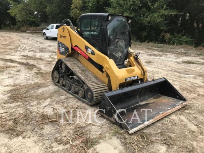 CATERPILLAR MULTI TERRAIN LOADERS 277C2 equipment  photo 4