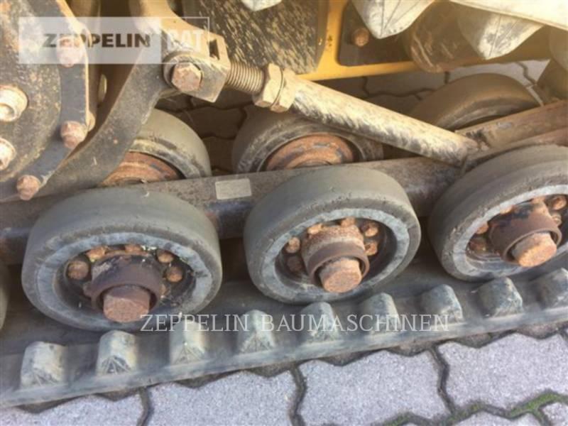 CATERPILLAR DELTALADER 257D equipment  photo 15