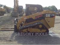 CATERPILLAR UNIWERSALNE ŁADOWARKI 279D equipment  photo 8
