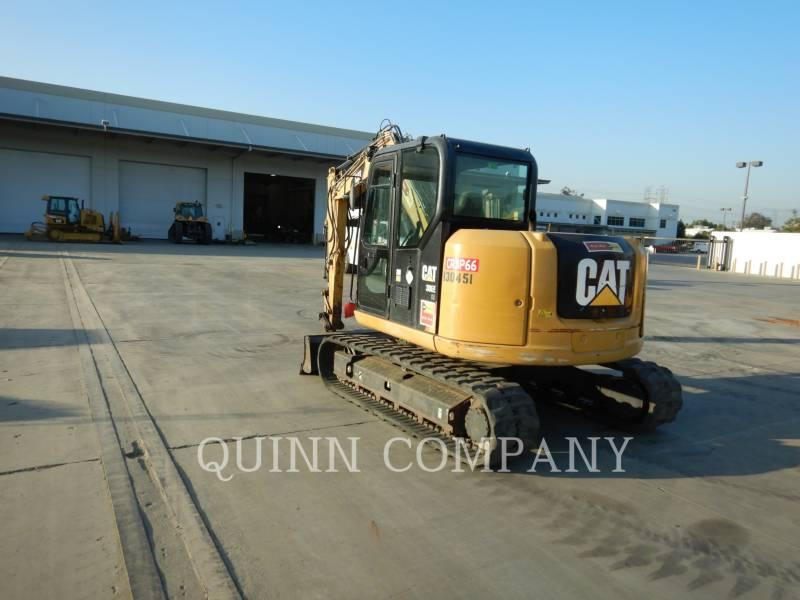 CATERPILLAR TRACK EXCAVATORS 308E CRSB equipment  photo 5