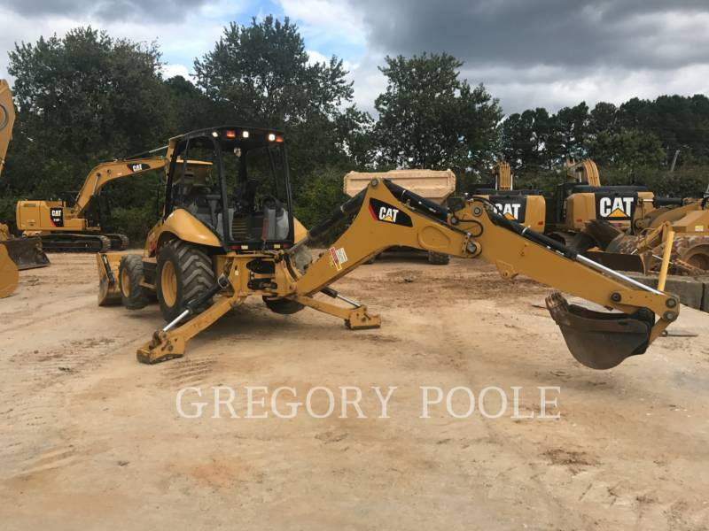 CATERPILLAR BACKHOE LOADERS 420F equipment  photo 11