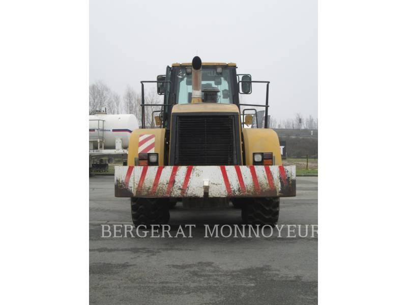 CATERPILLAR WHEEL LOADERS/INTEGRATED TOOLCARRIERS 966G equipment  photo 3