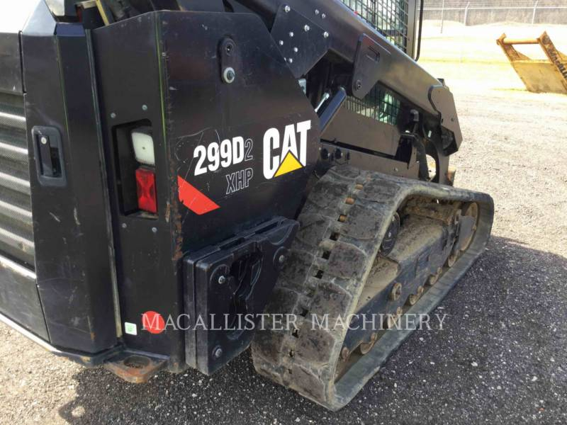 CATERPILLAR DELTALADER 299D2XHP equipment  photo 6