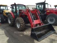 Equipment photo CASE/NEW HOLLAND CASE 120C AG TRACTORS 1