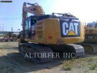 CATERPILLAR TRACK EXCAVATORS 329EL TH equipment  photo 5