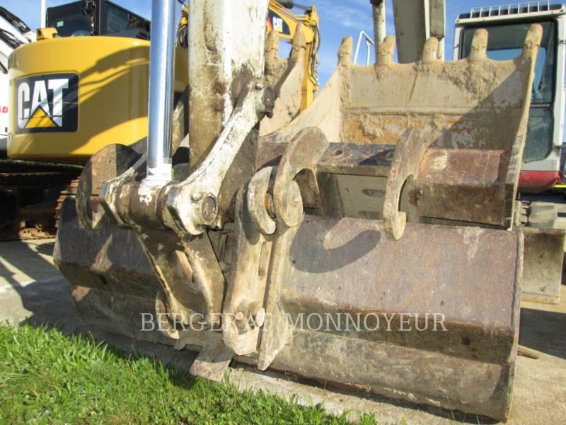 TAKEUCHI MFG. CO. LTD. TRACK EXCAVATORS TB175 equipment  photo 10