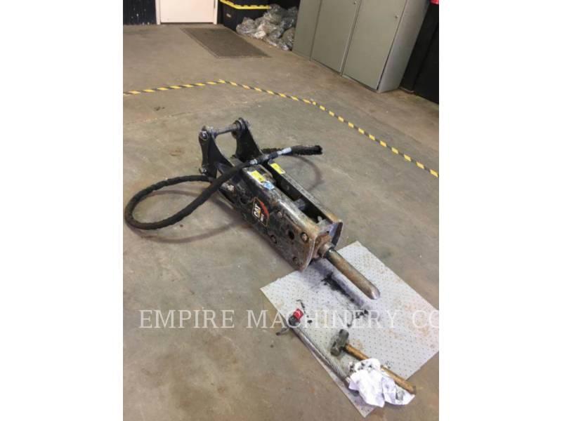 CATERPILLAR 作业机具 - 液压锤 H65E 305E equipment  photo 2