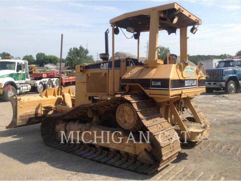 CATERPILLAR TRACTORES DE CADENAS D5ML equipment  photo 4