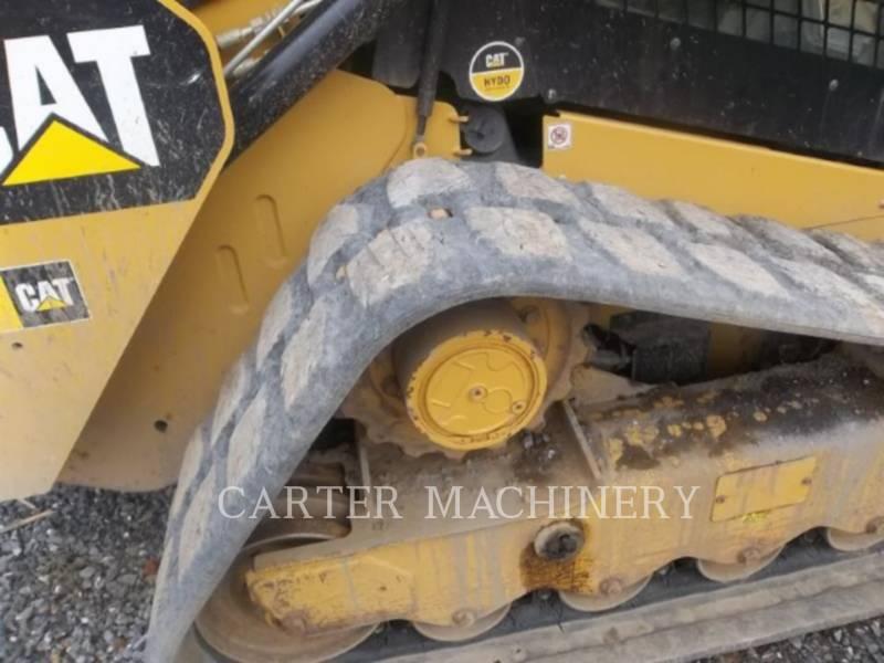 CATERPILLAR KOMPAKTLADER 299D AC equipment  photo 8