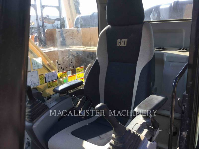 CATERPILLAR TRACK EXCAVATORS 320E equipment  photo 17