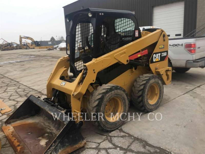 CATERPILLAR MINICARGADORAS 236D C1-H2 equipment  photo 1
