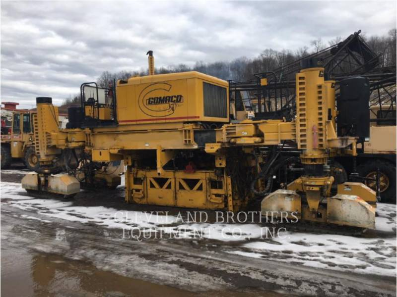 GOMACO ASPHALT DISTRIBUTORS GP3PAVER equipment  photo 3