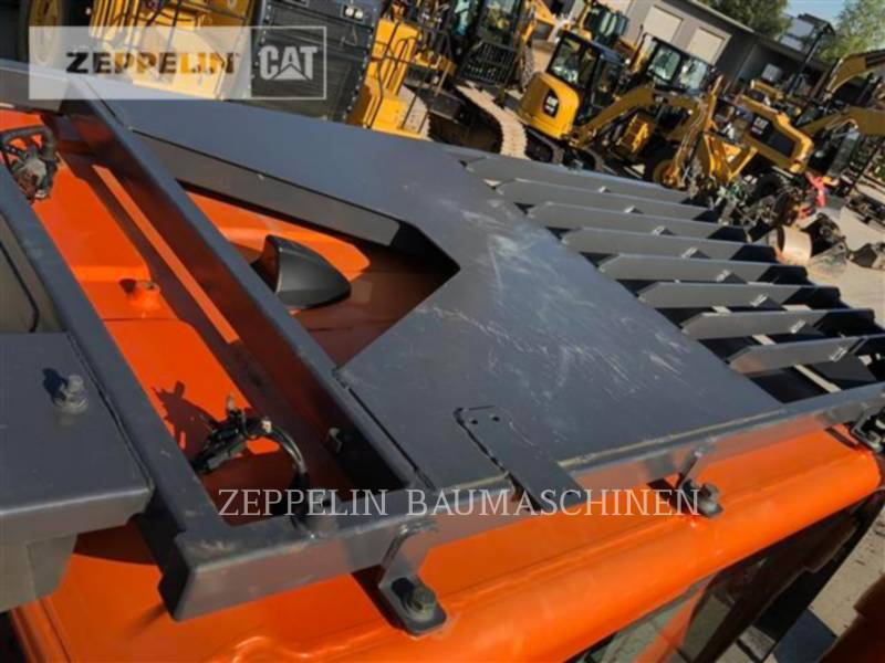 DOOSAN INFRACORE AMERICA CORP. TRACK EXCAVATORS DX180 equipment  photo 15