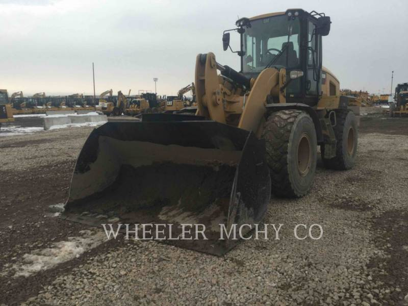 CATERPILLAR WHEEL LOADERS/INTEGRATED TOOLCARRIERS 938M QC 3V equipment  photo 4