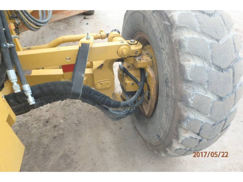 CATERPILLAR NIVELEUSES 160M3AWD equipment  photo 10