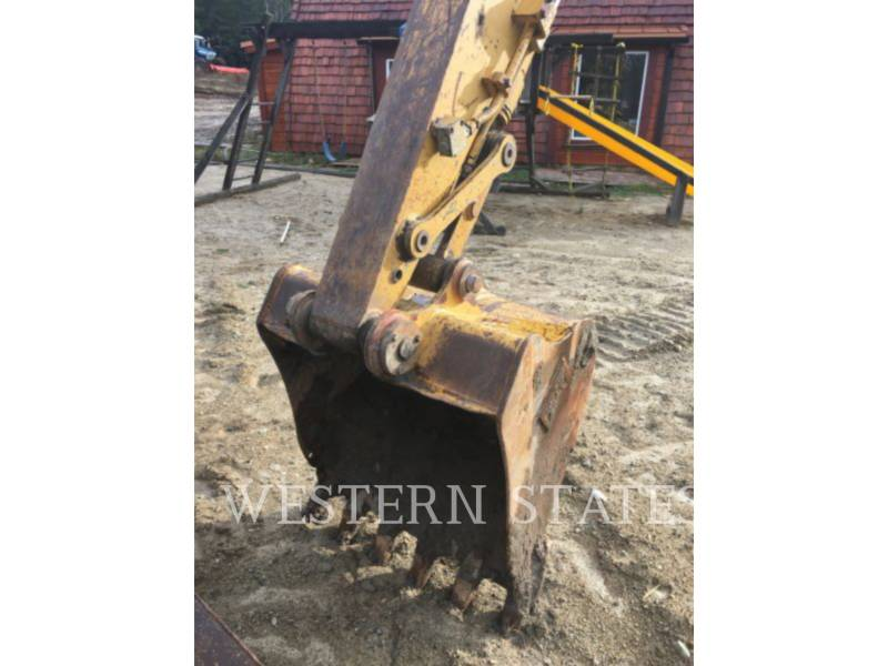 CATERPILLAR TRACK EXCAVATORS 308C equipment  photo 6