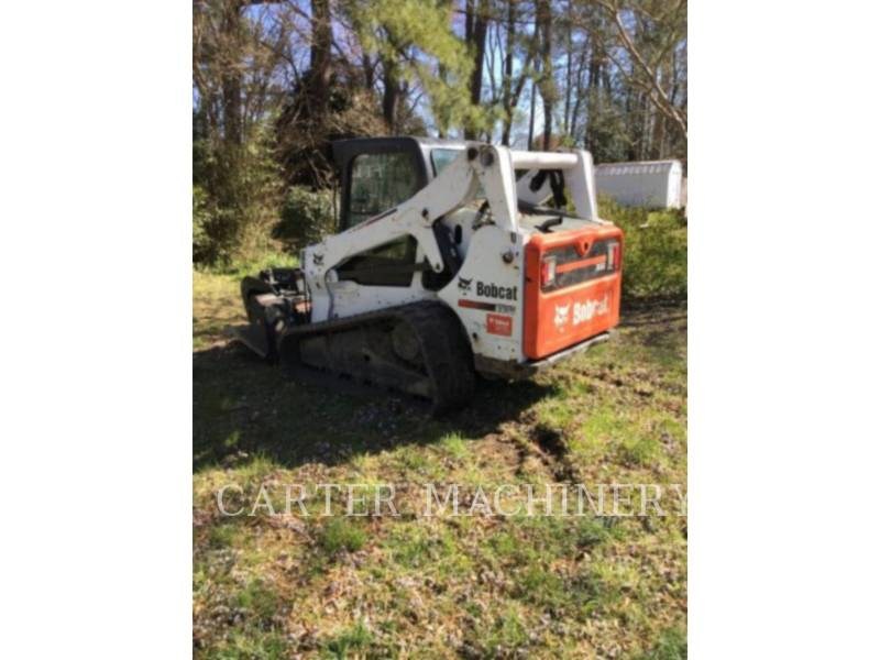 BOBCAT SKID STEER LOADERS BOB T650 equipment  photo 4