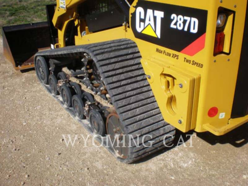 CATERPILLAR SKID STEER LOADERS 287D equipment  photo 7