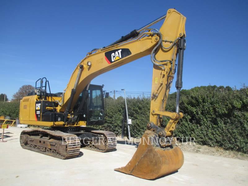 CATERPILLAR トラック油圧ショベル 323E equipment  photo 14