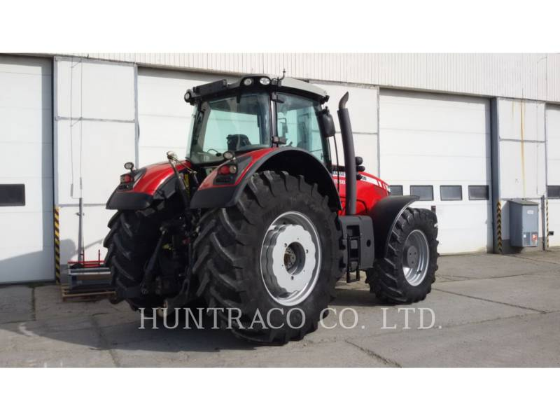 AGCO-MASSEY FERGUSON AG TRACTORS MF8680 equipment  photo 4