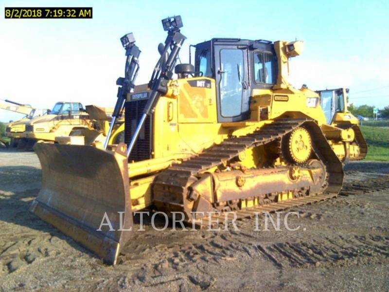 CATERPILLAR CIĄGNIKI GĄSIENICOWE D6TLGPVP equipment  photo 1
