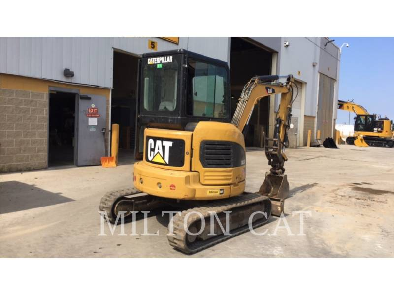CATERPILLAR KETTEN-HYDRAULIKBAGGER 303.5CCR equipment  photo 8