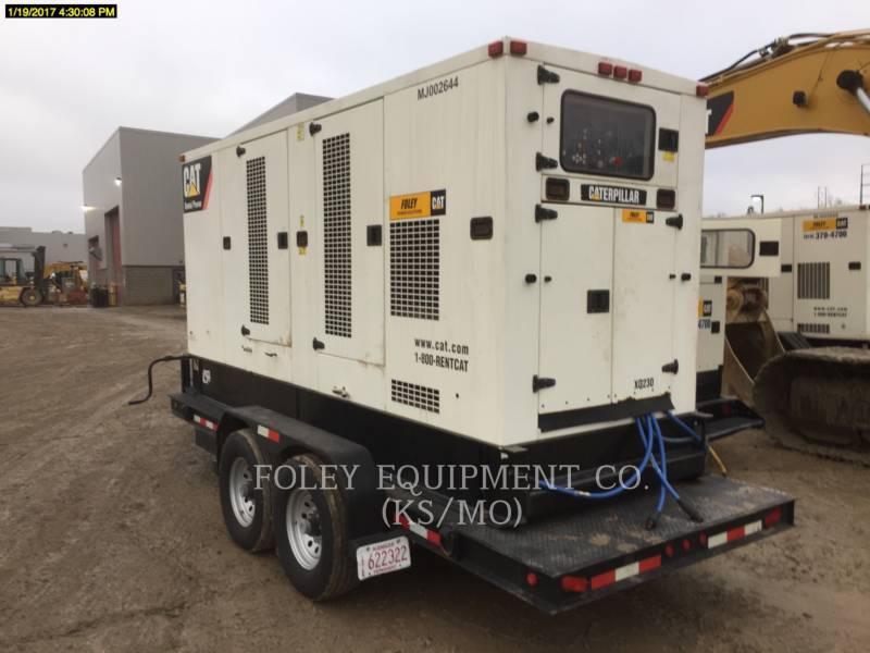 CATERPILLAR Grupos electrógenos portátiles XQ230 equipment  photo 1