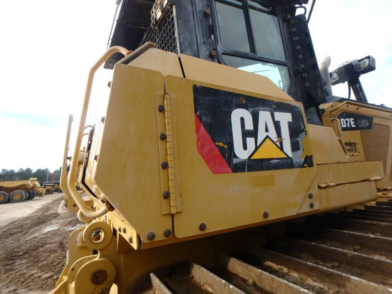 CATERPILLAR TRATTORI CINGOLATI D7ELGP equipment  photo 16