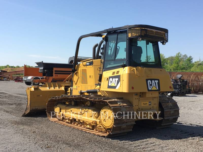 CATERPILLAR TRACTEURS SUR CHAINES D6K2 equipment  photo 2