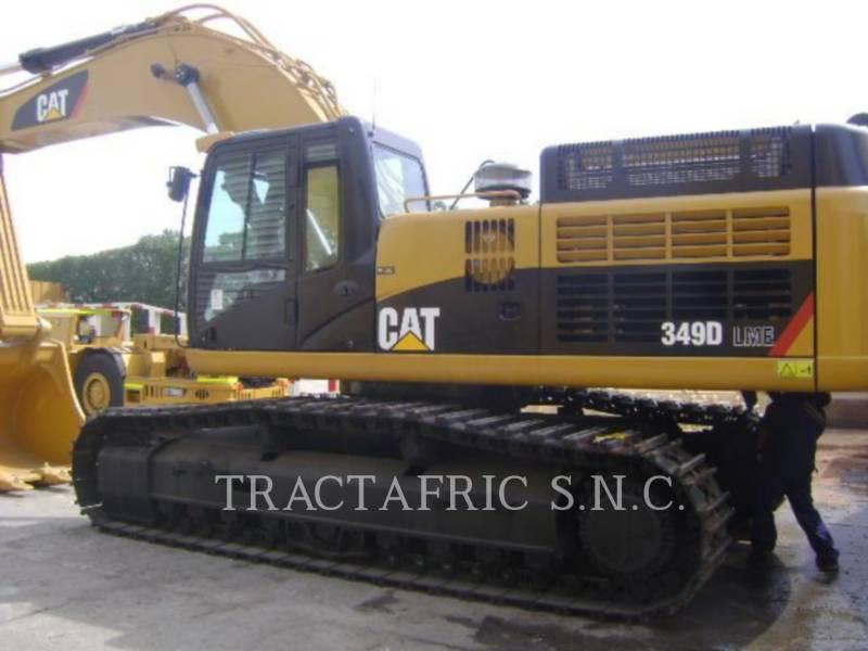 CATERPILLAR TRACK EXCAVATORS 349DL equipment  photo 5