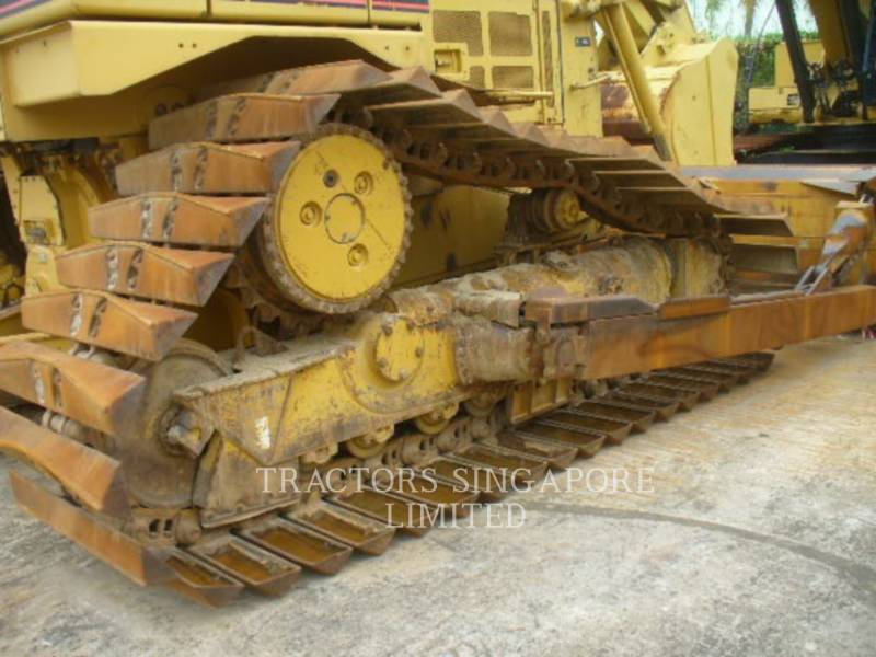 CATERPILLAR TRATTORI CINGOLATI D6RIIILGP equipment  photo 11