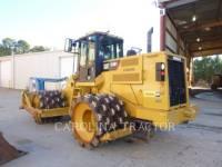 Caterpillar BULDOZERE CU ROŢI 815F2 equipment  photo 5