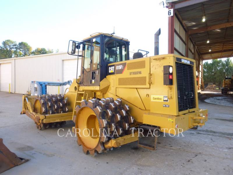 CATERPILLAR TRATORES DE RODAS 815F2 equipment  photo 5