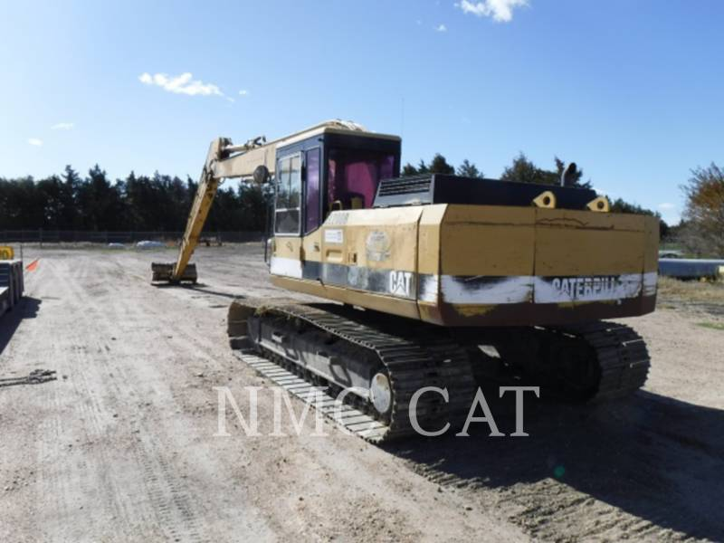 CATERPILLAR TRACK EXCAVATORS E200BL equipment  photo 2
