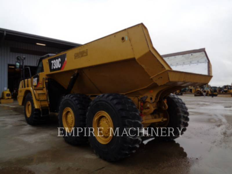 CATERPILLAR ARTICULATED TRUCKS 730C equipment  photo 7