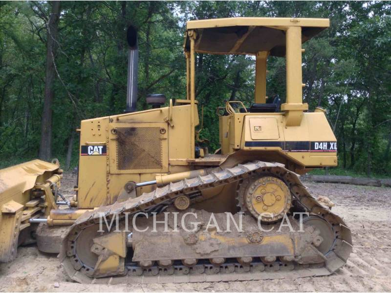 CATERPILLAR TRATORES DE ESTEIRAS D4HX equipment  photo 7