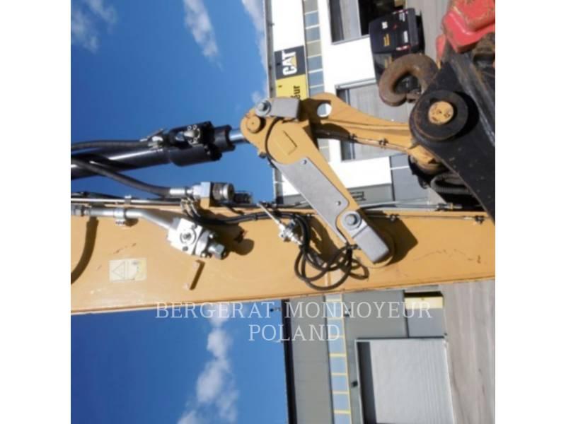 CATERPILLAR ESCAVATORI GOMMATI M313D equipment  photo 11