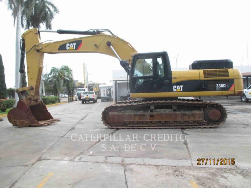CATERPILLAR EXCAVADORAS DE CADENAS 336DL equipment  photo 2