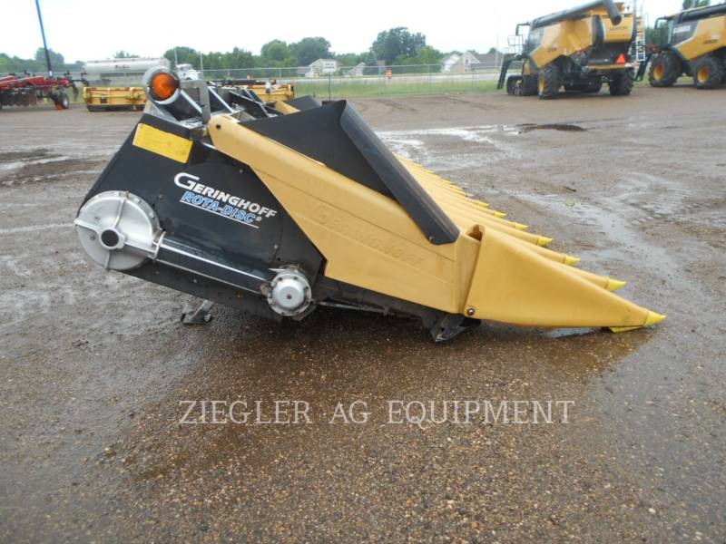 GERINGHOFF HEADERS 1220B equipment  photo 5