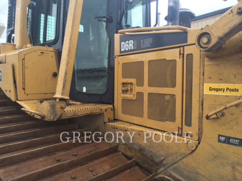 CATERPILLAR TRACTORES DE CADENAS D6R equipment  photo 10