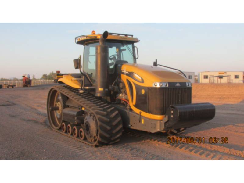 CATERPILLAR TRACTEURS AGRICOLES MT845E equipment  photo 1