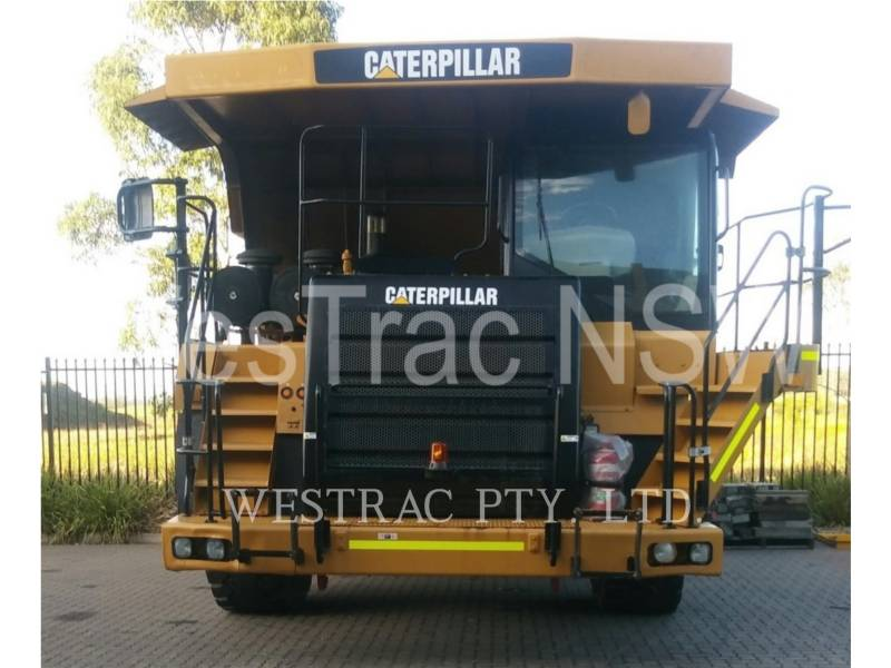CATERPILLAR CAMINHÕES FORA DA ESTRADA 773F equipment  photo 7