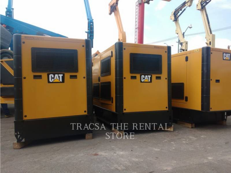 CATERPILLAR MOBILE GENERATOR SETS DE88 equipment  photo 1