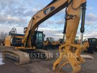 CATERPILLAR KETTEN-HYDRAULIKBAGGER 329 E L equipment  photo 2