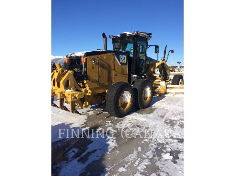 CATERPILLAR MOTORGRADER 160M equipment  photo 6