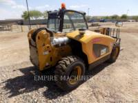 CATERPILLAR テレハンドラ TL1055D equipment  photo 2